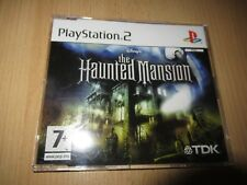 The Haunted Mansion (Sony PlayStation 2) Promo version PS2 new pal