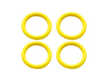 Rakon Blade Inductrix/FPV Rubber O-Ring 6x1mm (Gold) - OR6x1-4-Y