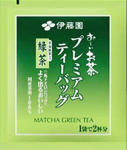 ITOEN Oi Ocha Premium Tea Bag Japanese Matcha 1Bags Only 1.8g  Green Tea 01