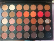 SALE! Damaged Morphe 35O2 Eyeshadow Palette Authentic
