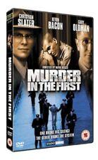 Kevin Bacon Gary Oldman Murder in The First 1994 Alcatraz Prison Classic UK DVD
