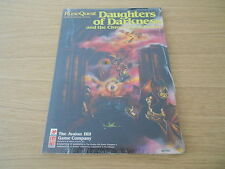 RUNEQUEST - Daughters of Darkness - juego rol - Avalon Hill RPG Sealed Condition