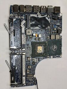 Apple MacBook A1181 Mainboard 21PG6MB0080 Logicboard Intel 2,1GH Faulty M6