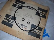 NOS MOPAR 1968 POWER STEERING PUMP SEAL W/LEECENEV 3004564