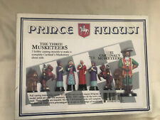 Prince August The Three Musketeers Cardinals Chess Set 719