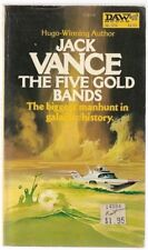 THE FIVE GOLD BANDS by Jack Vance