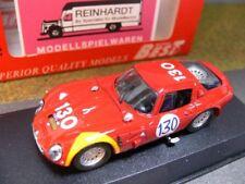 1/43 Best Alfa Romeo TZ2 Targa Lorio 1966 Bianci/Bussinello #130  9104