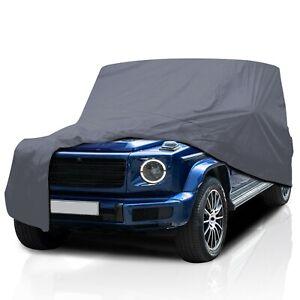 [PSD] Supreme Semi Custom Full Car Cover for 2009-2015 Nissan Cube Wagon 4-Door