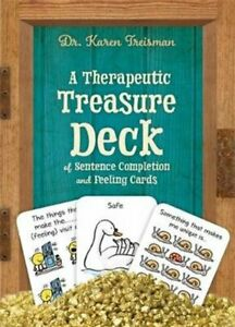 A Therapeutic Treasure Deck of Feelings and Sentence Completion... 9781785923982