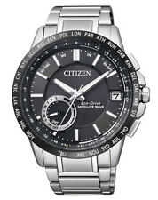 Citizen Eco Drive Herrenuhr Satellite Wave Edelstahl CC3005-51E Solaruhr GPS
