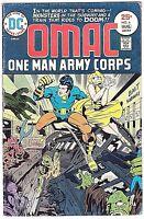 OMAC#6 FN/VF 1975 JACK KIRBY DC BRONZE AGE COMICS