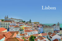 "Lisbon Portugal fridge magnet travel souvenir 2""x3"" Fridge Magnet"