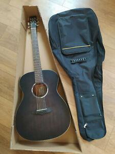 Tanglewood TWBB OE Blackbird Folk Electro Acoustic Smokestack Black (+ Free Bag)
