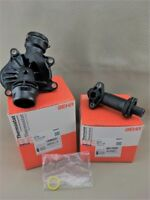 BMW e60 e61 520d 525d 530d 535d EGR + Coolant Thermostat + O Ring / Set