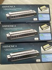 More details for x6 harmonicas musical instrument