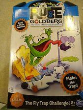 "Wonderology Rube Goldberg ""The Fly Trap Challenge"" - New"