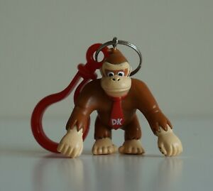 1999 Vintage Official Nintendo 64 Key Chain Donkey Kong - GENUINE PRODUCT