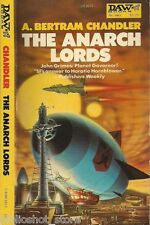Anarch Lords: John Grimes Space Pirate, Sci Fi by A. Bertram Chandler 50% Off 3