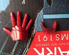 Hot Toys Iron Man 3 TONY STARK Workshop Armor Testing 1/6 RIGHT HAND