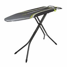 Minky Ergo Ironing Board, 122 x 38 cm - Green & Black - PICK UP ONLY - N/O