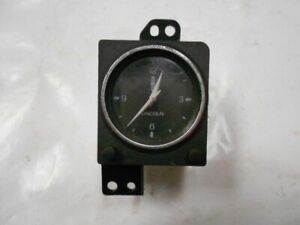 CLOCK 99 Lincoln Continental R162128
