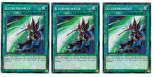 3 x illusionsmagie ledd-dea16, Common, Mint, Playset, Allemand