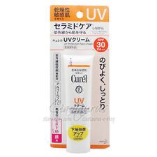 Kao Curel UV Protection Face Cream Sunscreen 30g (For Sensitive Skin)