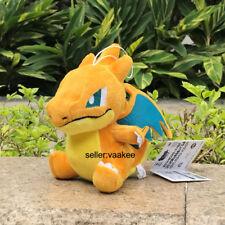 "Nintendo Pokemon Go XY Plush Toy Charizard Dragon Cuddly Stuffed Animal Doll 6"""