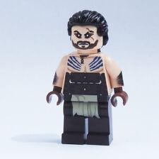 Custom - Khal Drogo - minifigures superheroes Game of Thrones GOT lego bricks