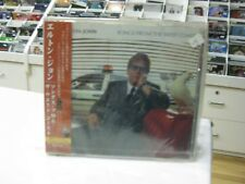 ELTON JOHN CD JAPAN SONGS FROM THE WEST COAST