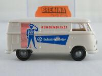 """Brekina 3252 VW-Kastenwagen T1b (1959) """"VW-Kundendienst"""" in weiß 1:87/H0 NEU/OVP"""