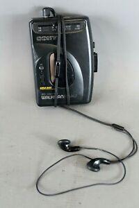 SONY Walkman FM/AM WM-FX23 Mega Bass Walkman Cassette Player Working - EHB