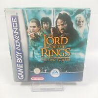 The Lord of the Rings: The Two Towers - Nintendo Game Boy Advance - 2002