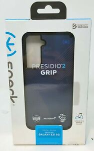Speck Presidio2 Grips Case Cover for Samsung Galaxy S21 5G  - Colors