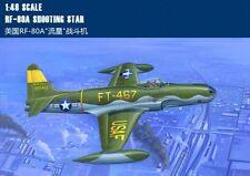 Hobby Boss 1/48 81724 F-80A SHOOTING STAR model kit ◆
