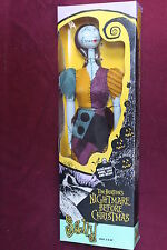 """1993 Nightmare Before Christmas Sally 16"""" Doll Hasbro Gothic Mint In SEALED BOX"""