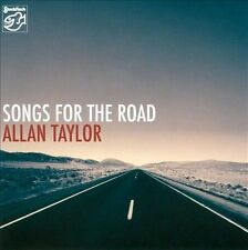 ALLAN TAYLOR - SONGS FOR THE ROAD USED - VERY GOOD CD