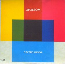 Opossom - Electric Hawaii Promo Album (CD 2012) Collectable CD