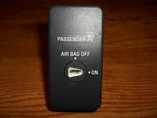98-05 S10 PICKUP GMC SONOMA PASSENGERS AIR BAG SWITCH TRUCK 4X4 4X2 ZR2 S-SERIES