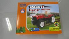 Imex Case Ih Tractor with Farmer Block Set