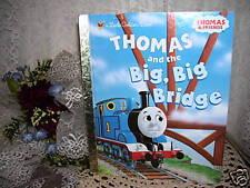LITTLE GOLDEN BOOK THOMAS AND THE BIG, BIG BRIDGE 2003