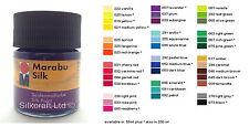 Marabu Silk Paint 50ml - Plum - 037 -   HIGH QUALITY