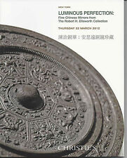 CHRISTIE'S Chinese Mirrors Ellsworth Collection Auction Catalog 2012