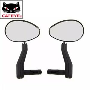 CATEYE Bike Mirror Left & Right Cycling Rear View Mirror Bicycle Rearview Mirror