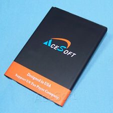 High Power AceSoft 3870mAh Li-ion A Battery for LG Stylo 3 LTE L83BL Net10 Phone