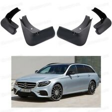 Car Mudflaps Splash Guards Mudguard Fender for Mercedes E-Class Estate AMG Line