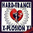 Hard-Trance X-plosion XI (1998) Mc Jump, Plastic Angel, Moon Project, D.. [2 CD]