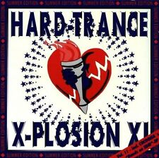 Hard-Trance X-plosion XI (1998) Mc Jump, Plastic Angel, Moon Project, D.. [2 CD]