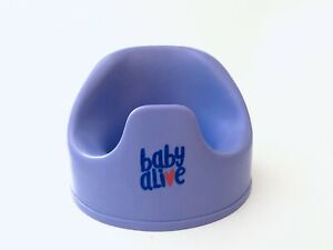Baby Alive Potty Dance Replacement Potty Seat Chair Toy Only ( Purple )