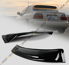 1994-97 HONDA ACCORD 4D SEDAN JDM SMOKE TINTED REAR ROOF WINDOW VISOR DEFLECTOR